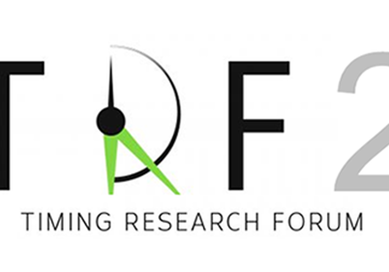 The 2nd Timing Research Forum